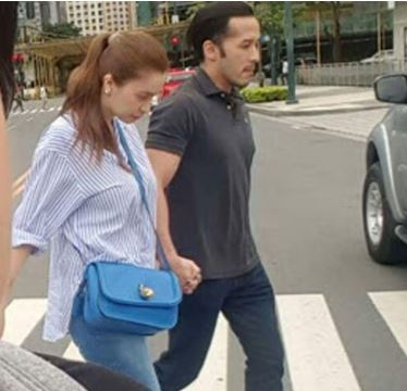 Guess Who Sunshine Cruz Was Spotted Holding Hands With! READ HERE TO FIND OUT