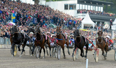 Elitloppet: Sweden's biggest horseracing event