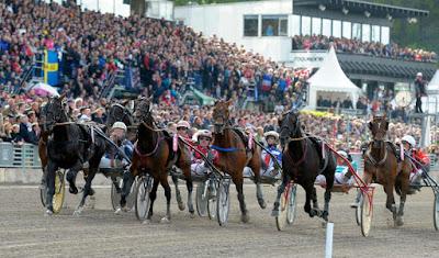 Elitloppet: Sweden's biggest horseracing event