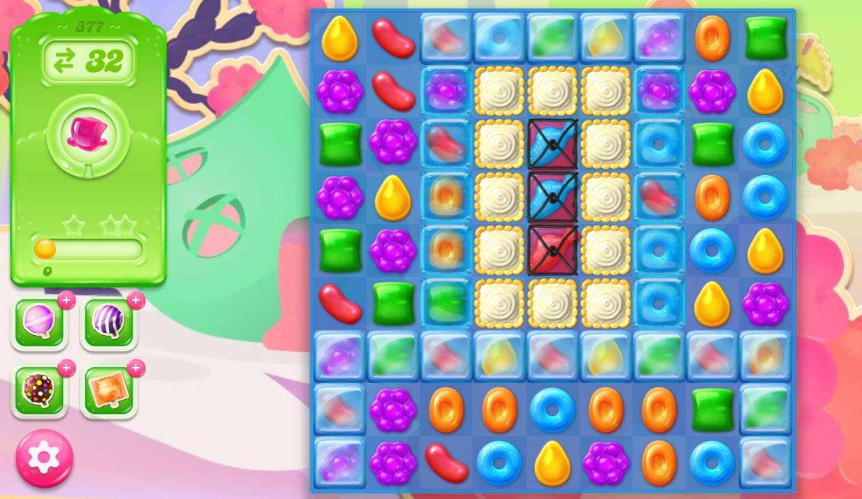 Candy Crush Jelly Saga 377