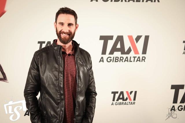 Dani Rovira, Taxi a Gibraltar, photocall
