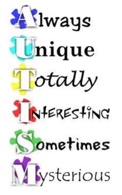 autism awareness symblos. autism is a superpower clip art tats ...