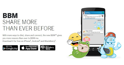 Cara Mendapatkan Sticker BBM Gratis Tanps Root