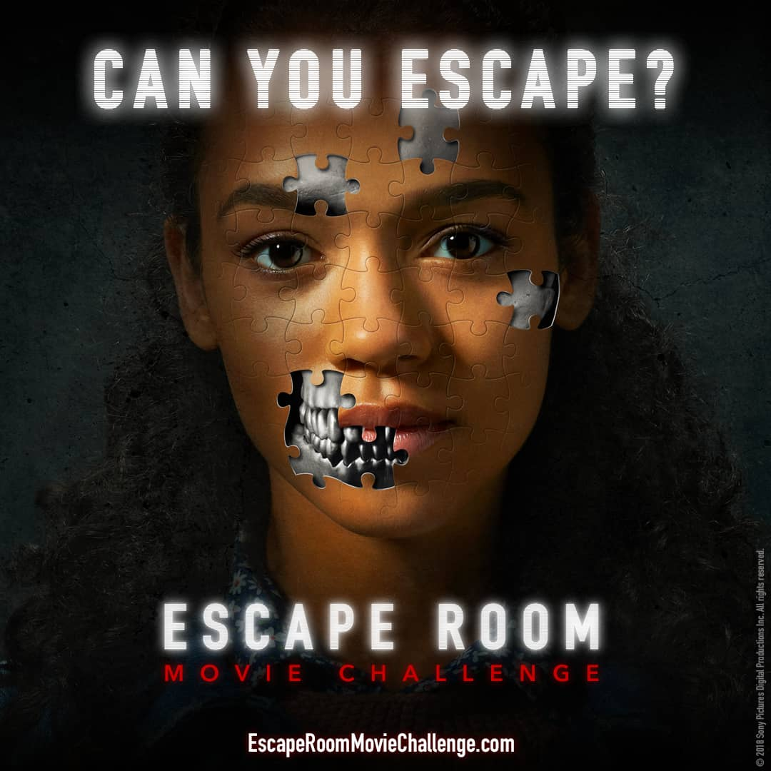 Escape Room (2019) Dual Audio ORG 720p BluRay [Hindi – English] ESubs Free Download