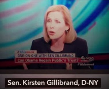 Kirsten Gillibrand, New York