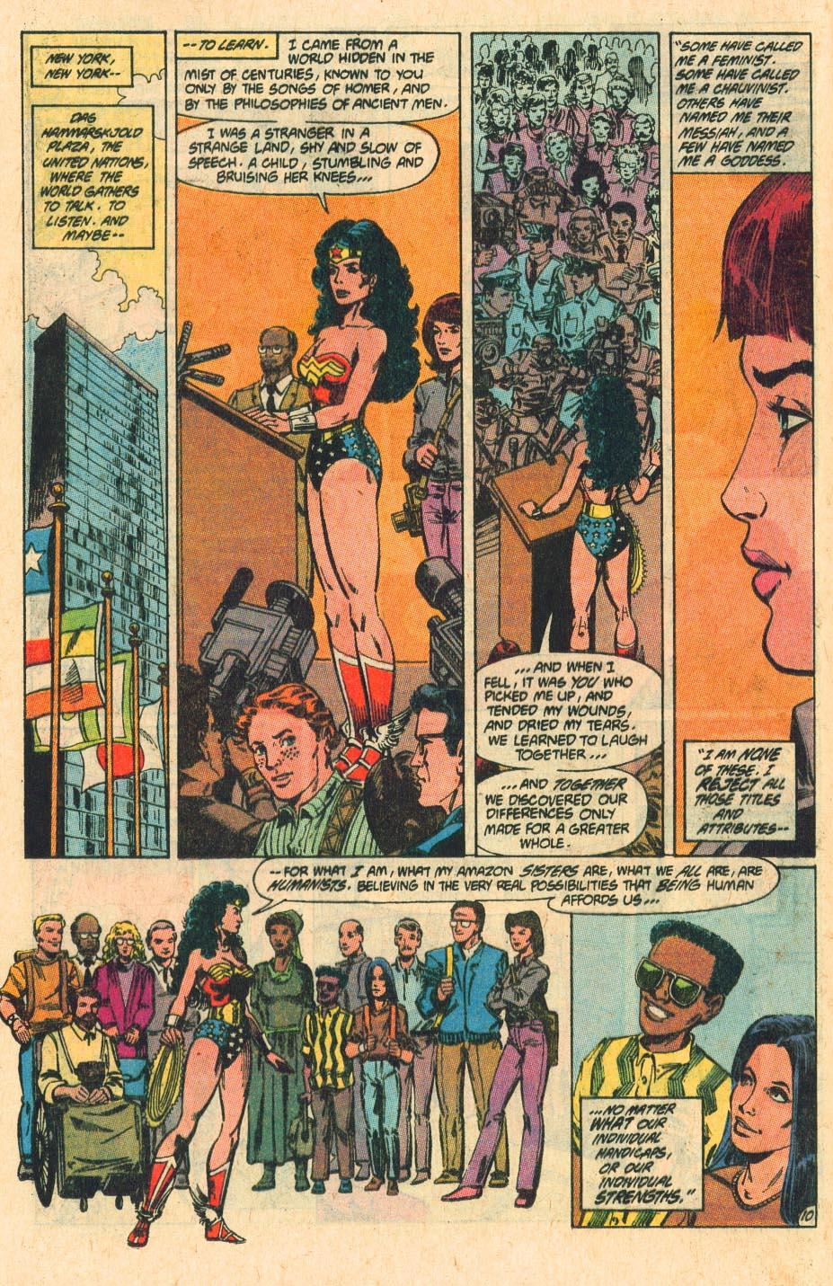 Read online Wonder Woman (1987) comic -  Issue #37 - 12