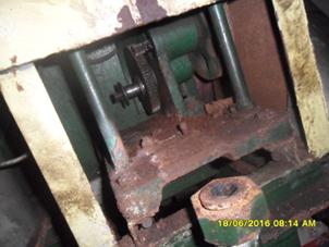 Holder piston pump 2