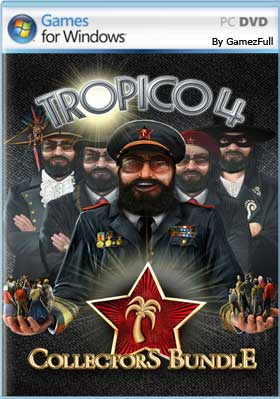 Tropico 4 Collectors Bundle PC [Full] Español [MEGA]