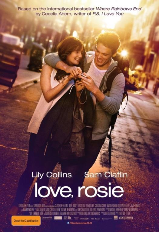 love, rosie, reseña