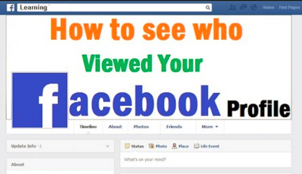 How to Know My Facebook Profile Viewers