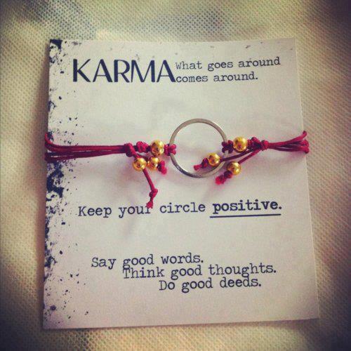 Believe In Karma Quotes. QuotesGram