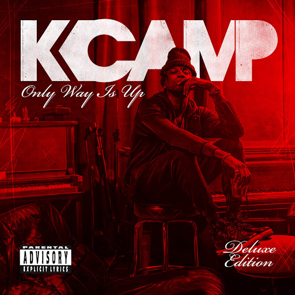 K CAMP - Only Way Is Up (Deluxe) Cover