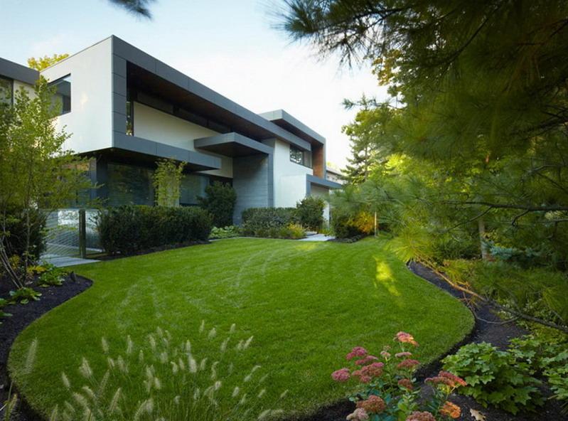 Rumah Minimalis Moderns 2 Lantai 2