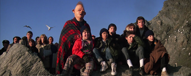 Los Goonies (1985) uno de los clásicos del cine infantil de la época
