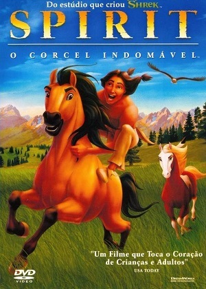 Spirit - O Corcel Indomável Blu-Ray Filmes Torrent Download completo