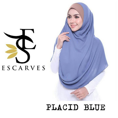 Shawl Labuh Nayla Series 1.0 Escraves