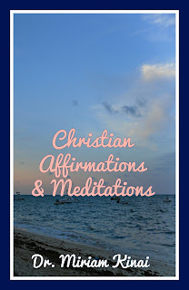 Christian Affirmations and Meditations teaches you the Scriptures you can confess and meditate on to strengthen your Christian faith, marriage, ministry, business, children, country, finances, health, sleep, peace of mind, restoration, self-confidence, self esteem, self love, success, weight loss and to get married.