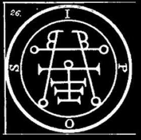 ipos, sigilo, daemon, goetia, ocultismo