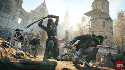 Assassin's Creed Unity parades the series' most profound playground