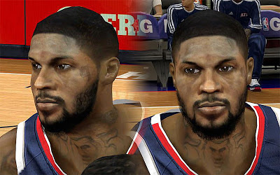 NBA 2K13 DeShawn Stevenson Cyberface Patch
