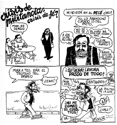 Butifarra revista comic cataluña