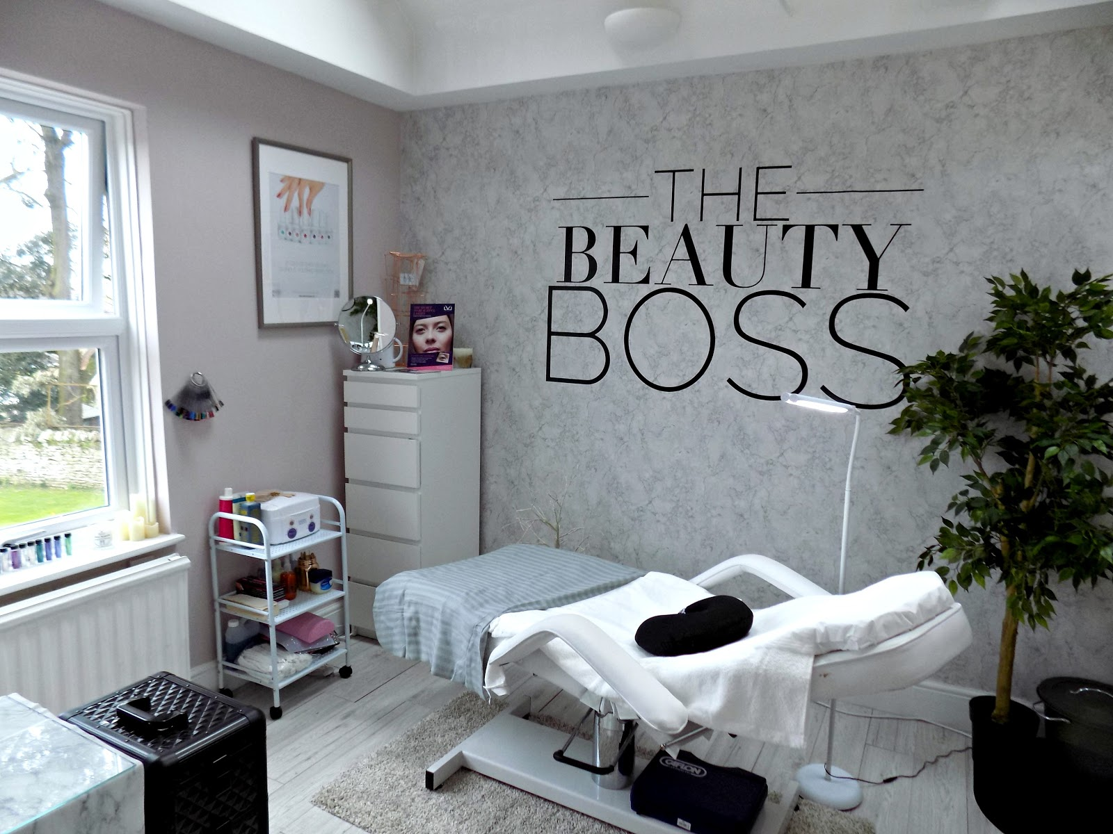 The Beauty Boss salon in Swindon, LVL treatment