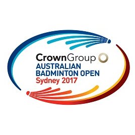 Jadwal Lengkap Pertandingan Bulu Tangkis CROWN GROUP Australian Open SuperSeries 2017 Kualifikasi Ronde, Perempat Final, Semifinal, Final - Badminton Open - CROWN GROUP Australian Open SS 2017 Turnamen Bulutangkis Terbuka