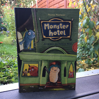 Kinderbuch über liebe Monster