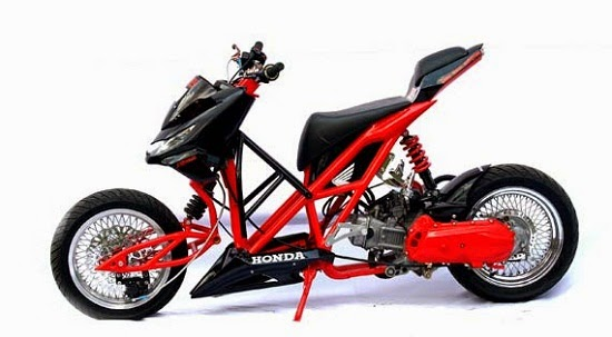 Foto Modifikasi Honda Beat_3 - OtoGrezz