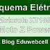 Esquema Elétrico Motorola XT1650 - Moto Z Power