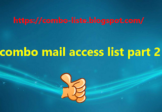 combo mail access list part 2