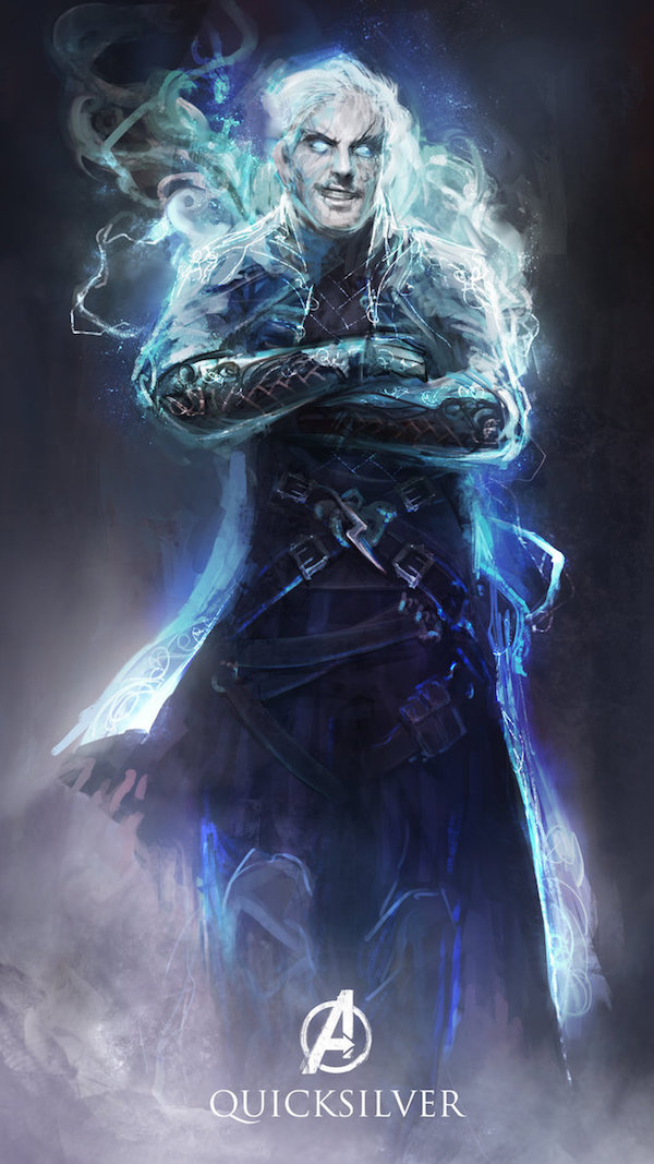 4. Quicksilver The Wrathbrand