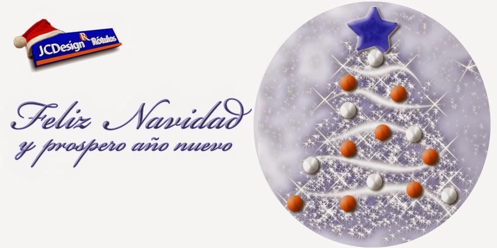 Feliz Navidad Rotulos.Jcdesign Rotulos Diciembre 2014