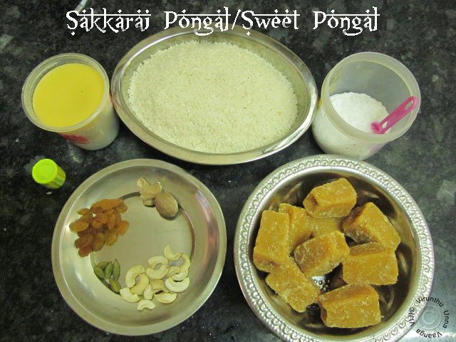 jaggery-pongal