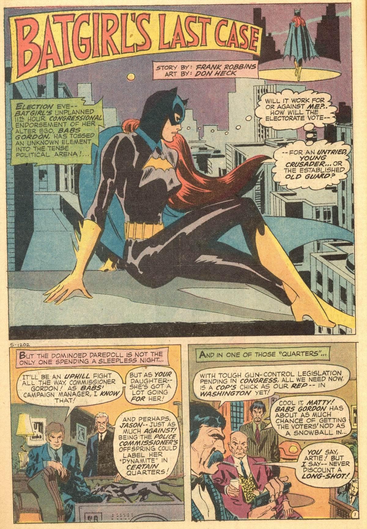 Detective Comics (1937) 424 Page 17