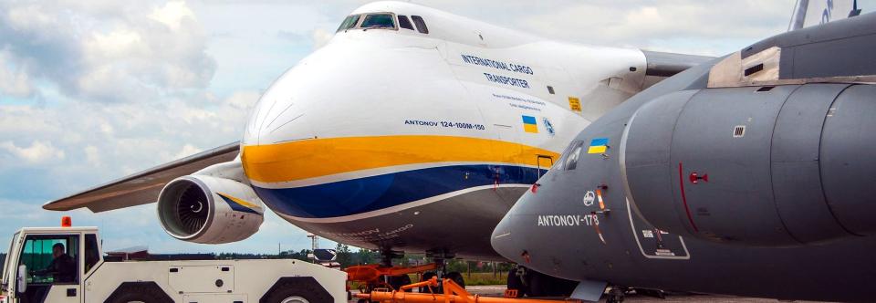 Ан-124 і Ан-178