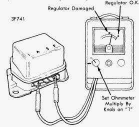 repair-manuals: Motorcraft Alternators 1972-73