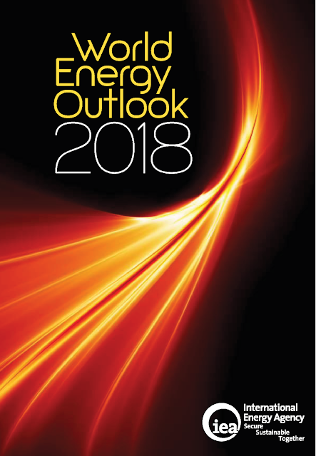 World Energy Outlook cover