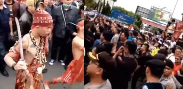 Diamkan Ancaman Ahoker Minahasa Merdeka, Polisi Biarkan Makar terhadap NKRI