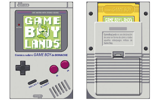 Gameboy Land de Bonache (comic)