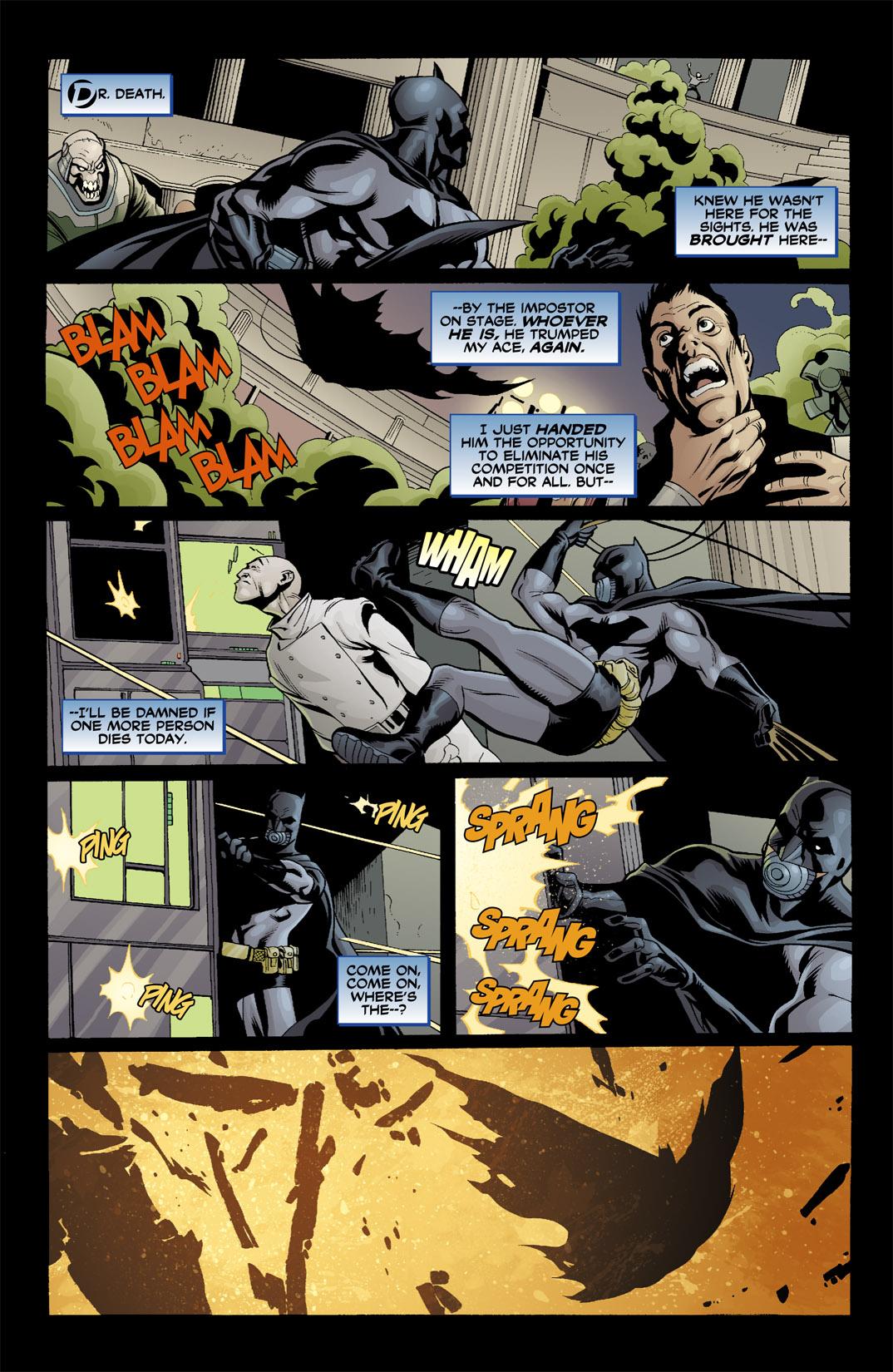 Detective Comics (1937) 799 Page 15