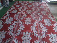 poly traditional carpet