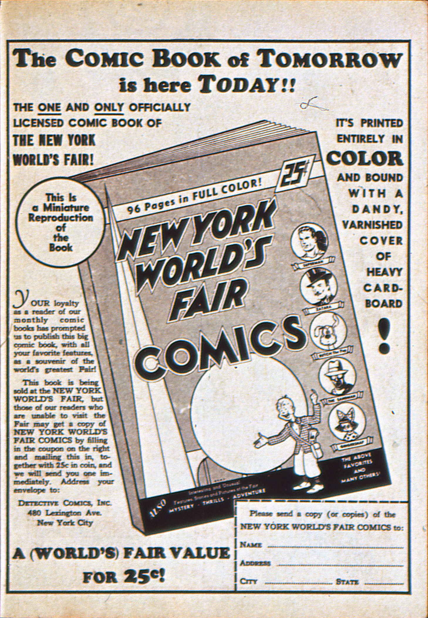 Read online Action Comics (1938) comic -  Issue #15 - 68