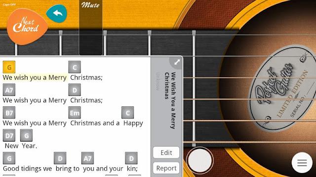 5 Aplikasi Belajar Gitar Terbaik Android