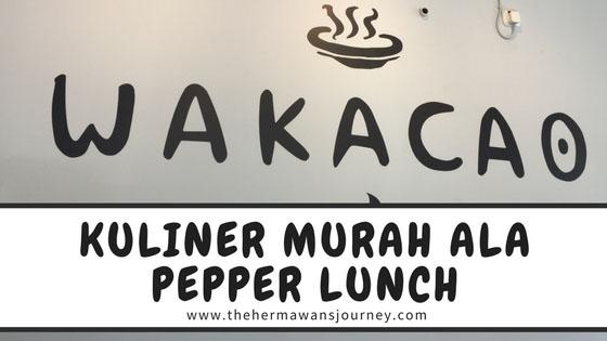 pepper rice murah, kuliner ala pepper lunch, pepper lunch versi murah, kuliner di bekasi, kuliner di galaxy, makanan murah di galaxy, kuliner murah di bekasi