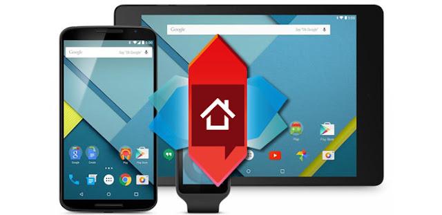 Aplikasi Louncher Hp Android terbaik
