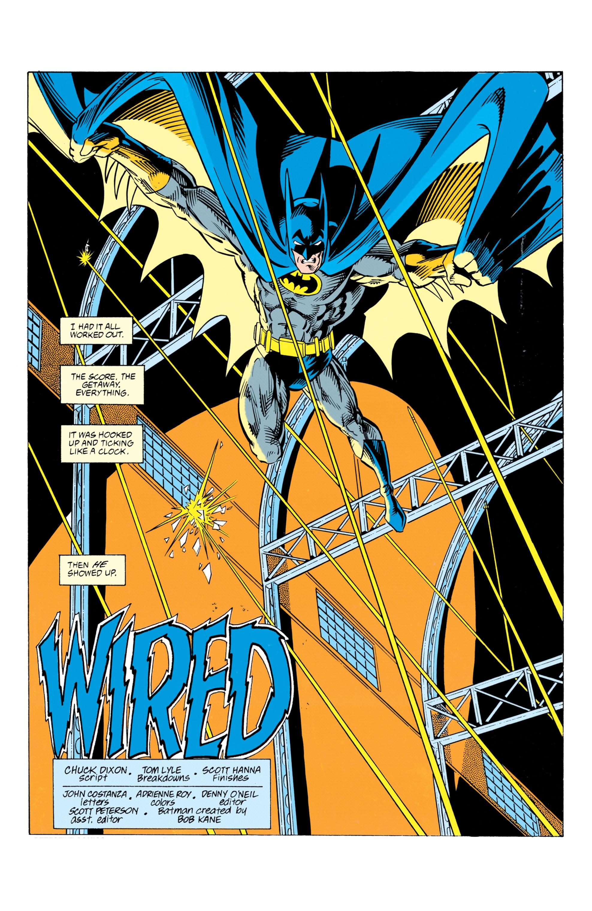 Detective Comics (1937) 644 Page 1