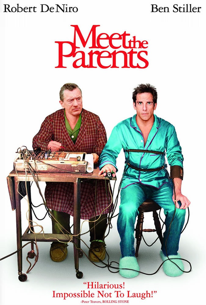 Meet the Parents (2000) เขยซ่าส์ พ่อตาแสบ