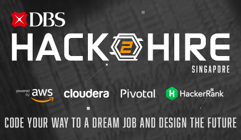 DBS Hack2Hire