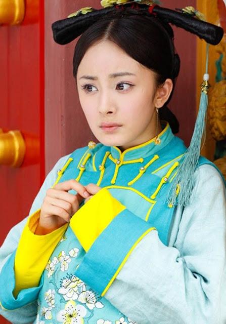 Qing Dynasty Costumes Yang Mi